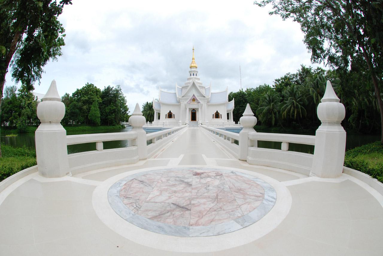 The Meditation Hall 2