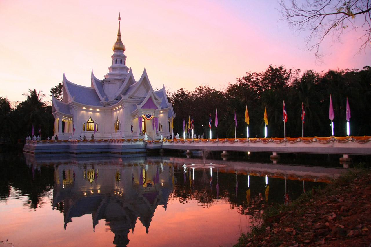 The Meditation Hall 3